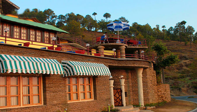 Image result for kausani resorts